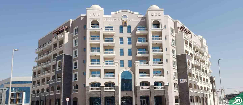 Burj View Residence, Arjan