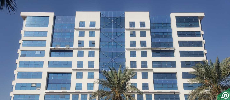 Indigo Optima Building, International City