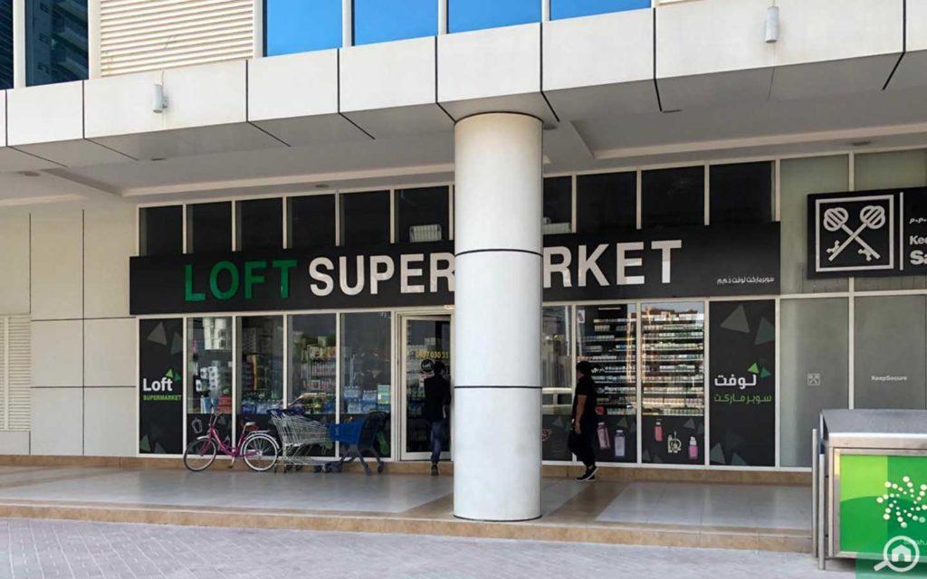 Supermarket in Lake Central