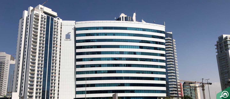 Cayan Business Center, Barsha Heights (Tecom)