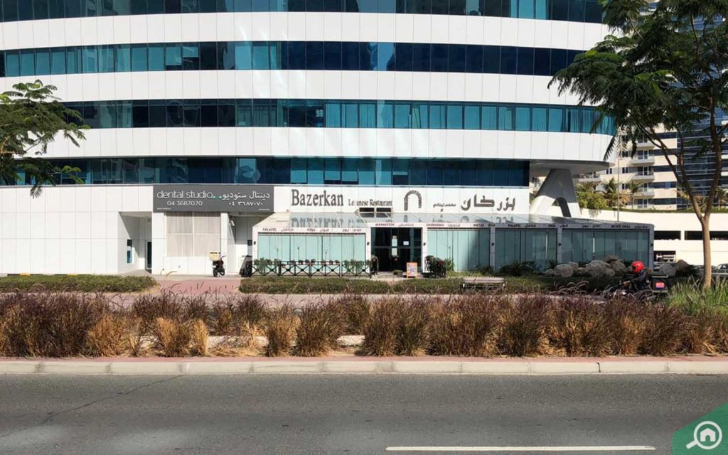 restaurant in CBC, Barsha Heights
