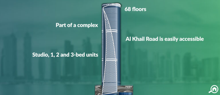 DAMAC Tower A, Business Bay
