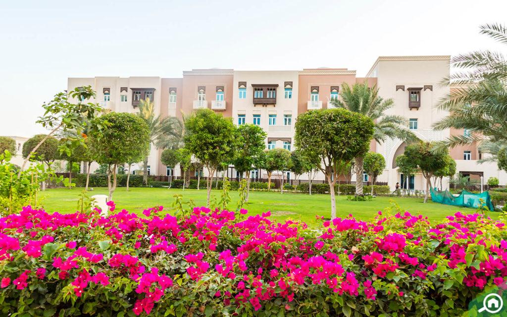 مساكن الفرجان في دبي
