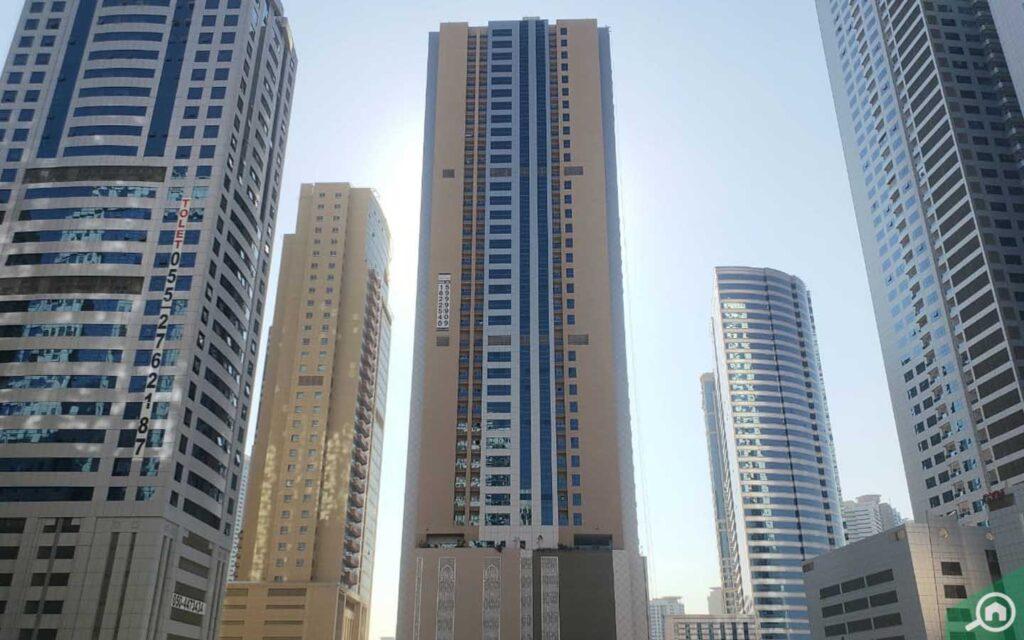 Al Qasimia University Building Al khan