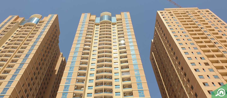 بارادايس ليك B6، مدينة الإمارات