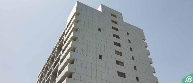 New Sharjah Tower, Al Jubail