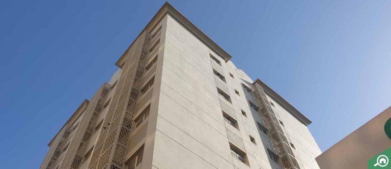 Al Arooba Building, Al Ghuwair