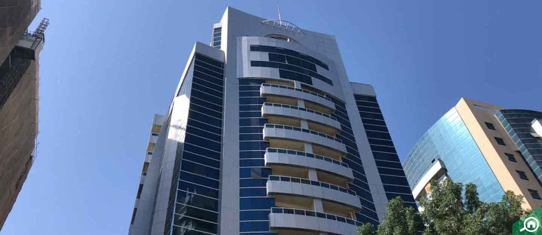 Avari Building Tecom, Barsha Heights
