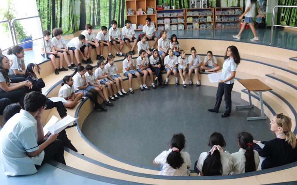 extracurricular activities in Uptown School
