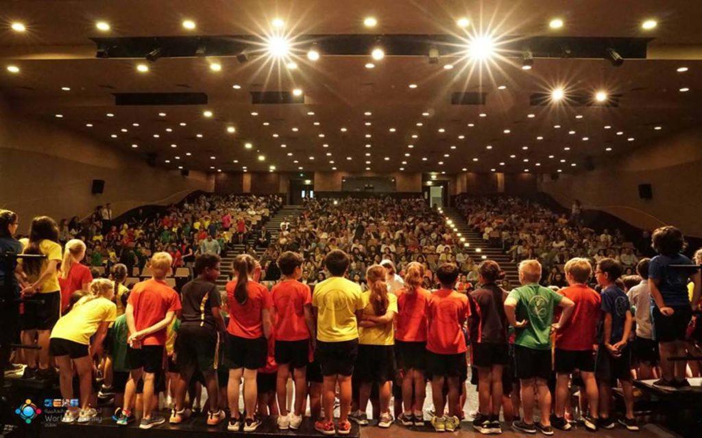 Concert at GEMS World Academy