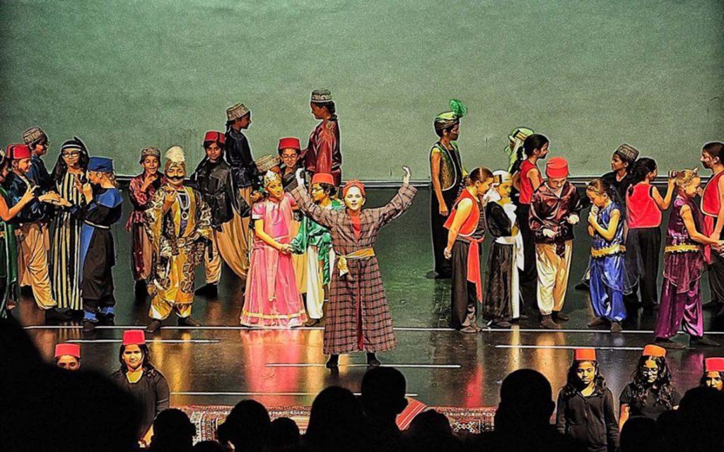 Drama festival at GEMS World Academy