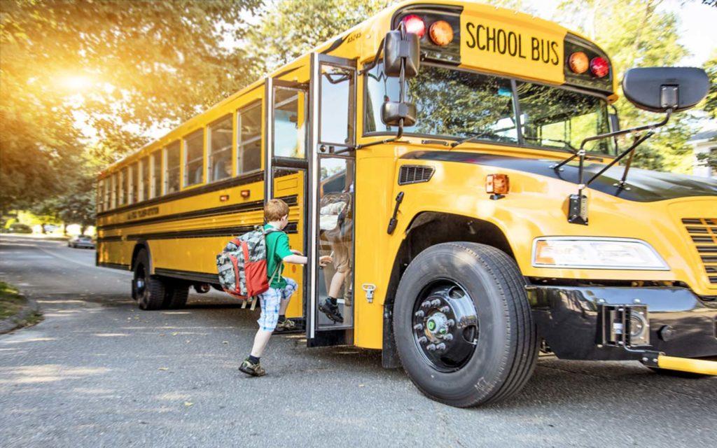 School transportation at GEMS World Academy