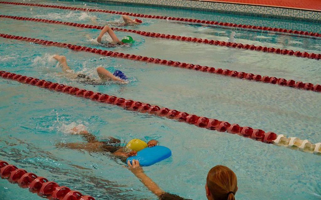 Swimming pool in Dubai English Speaking School