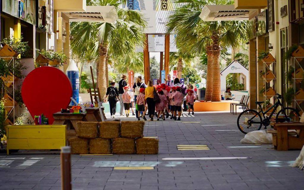 Field trip at Dubai English Speaking School
