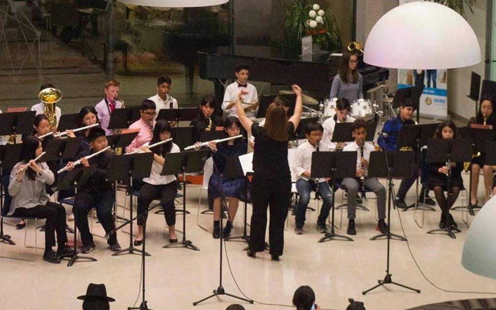 GEMS Dubai American Academy Music Facilities