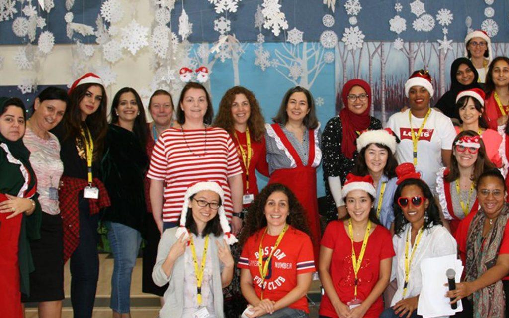 GEMS Dubai American Academy Parents meeting