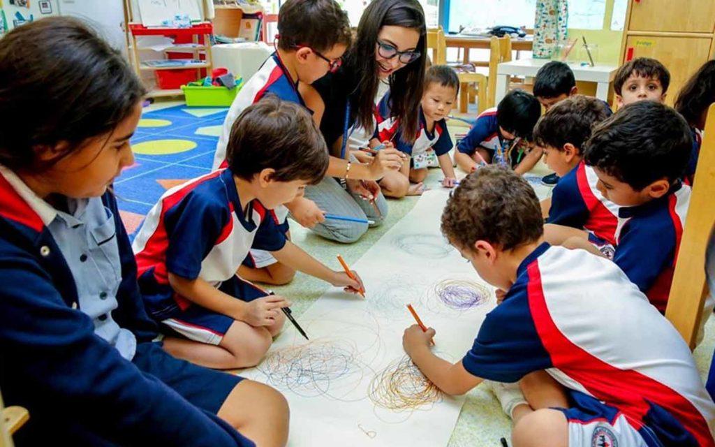 Year offered at Emirates International School