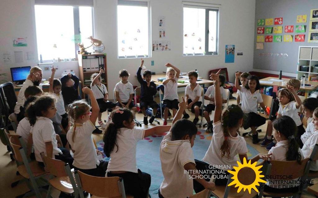 German curriculum school in Dubai