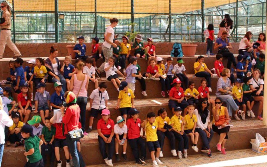 Field trip arranged by GEMS Metropole School