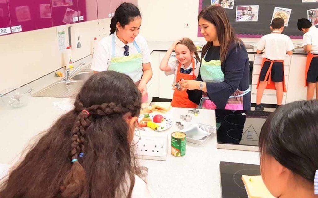 GEMS Wellington Academy learning programme
