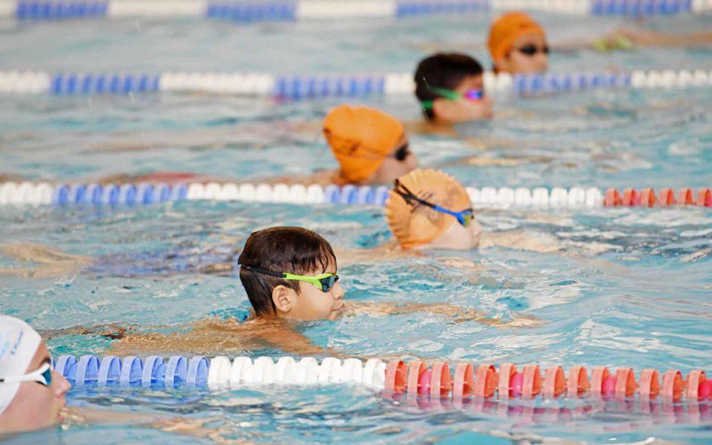 swimming pool in gems wellington academy
