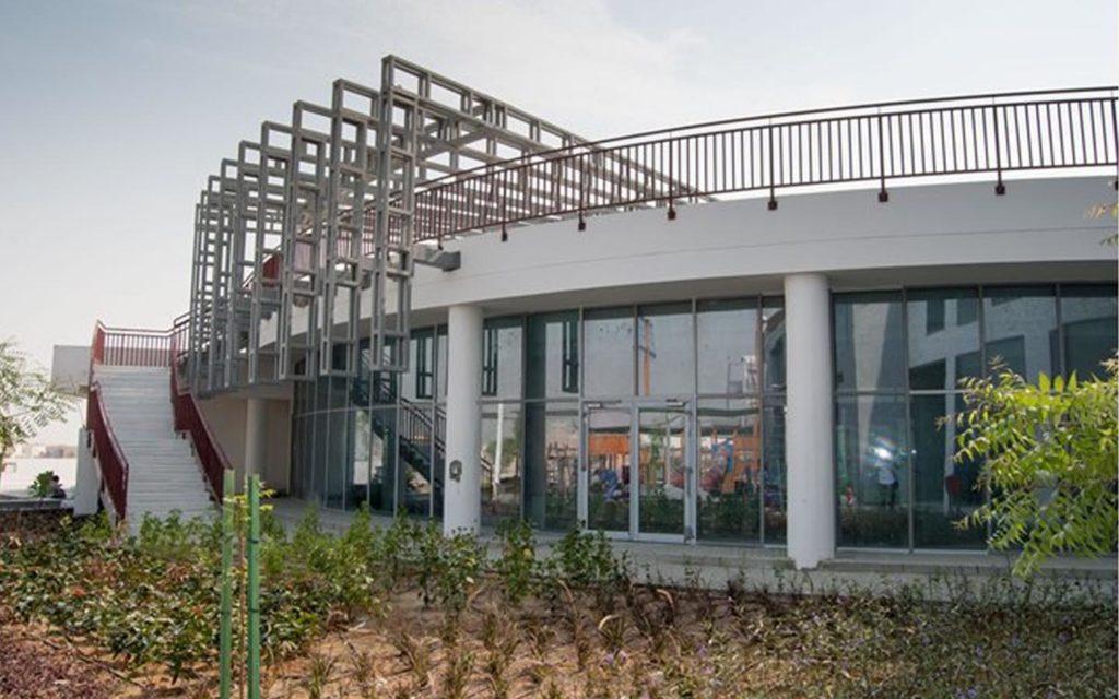 EYFS building in Nord Anglia International school