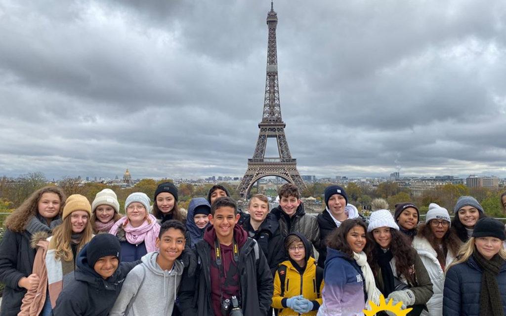 Field trip from German International School