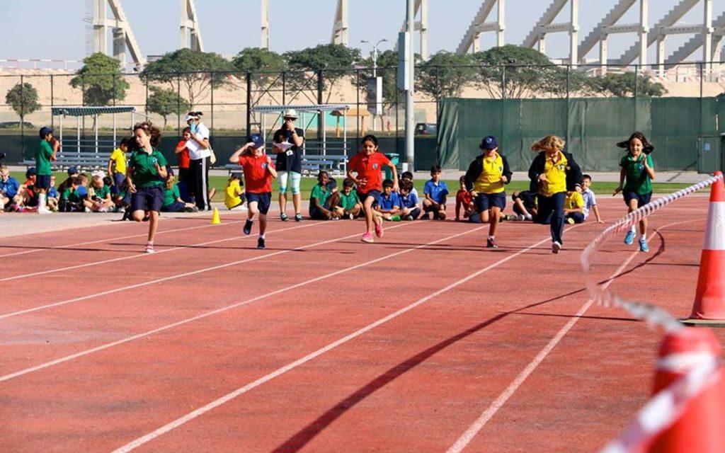 Sports facilities at GEMS Metropole School