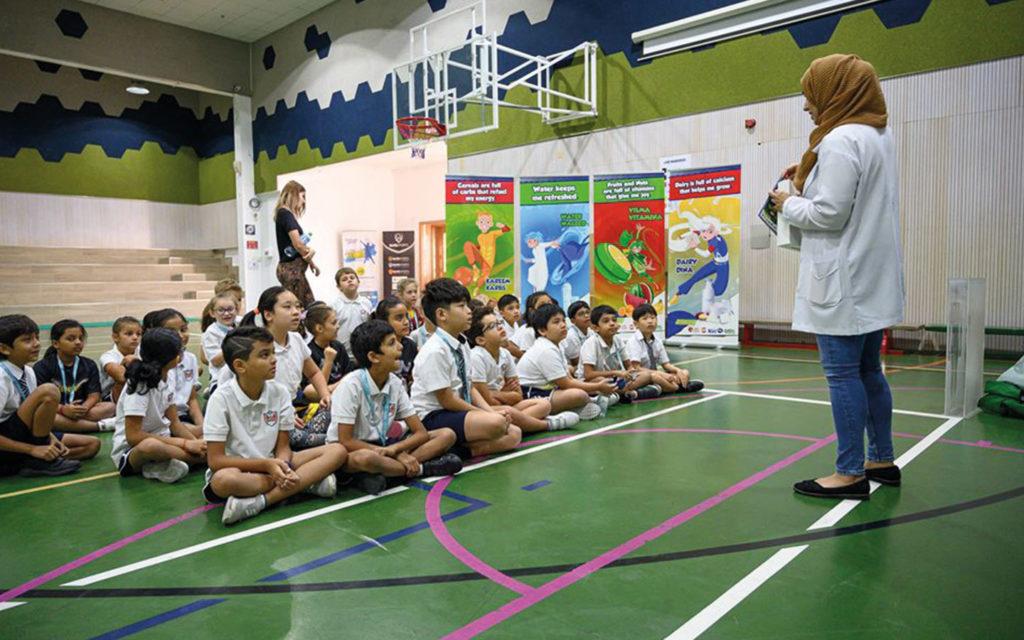 Extra-curricular activities at Regent International Private School