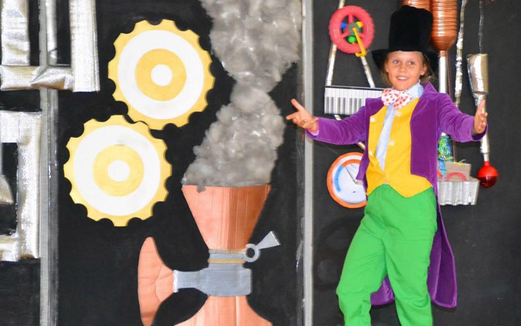 Extra-curricular activity at Kings' School Nad Al Sheba