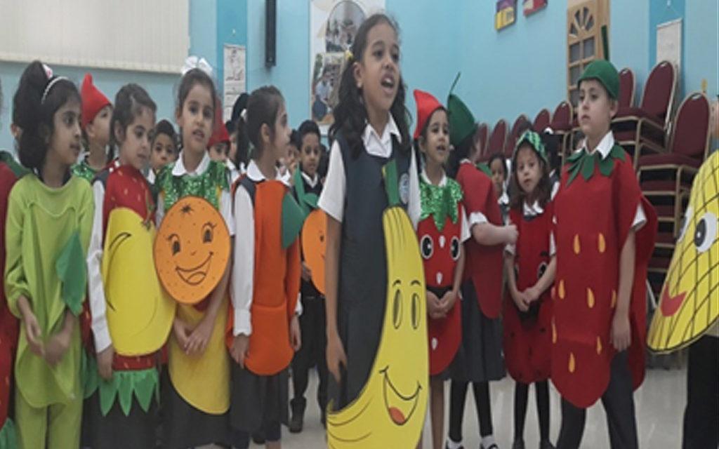 مبادرة صحية في مدرسة الحكمة الخاصة