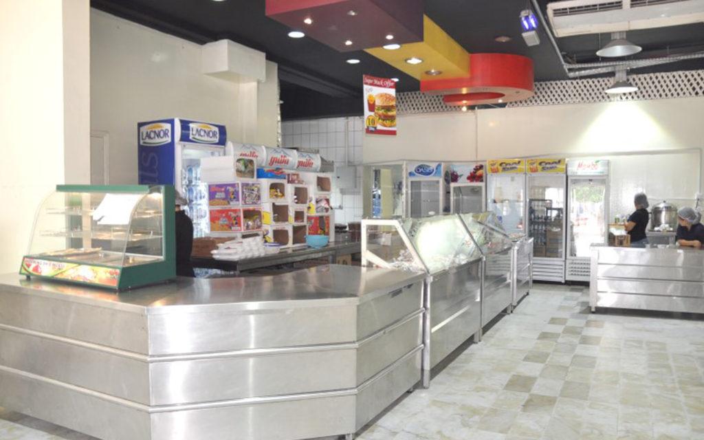 Canteens at Al-Ma'arifa International Private School