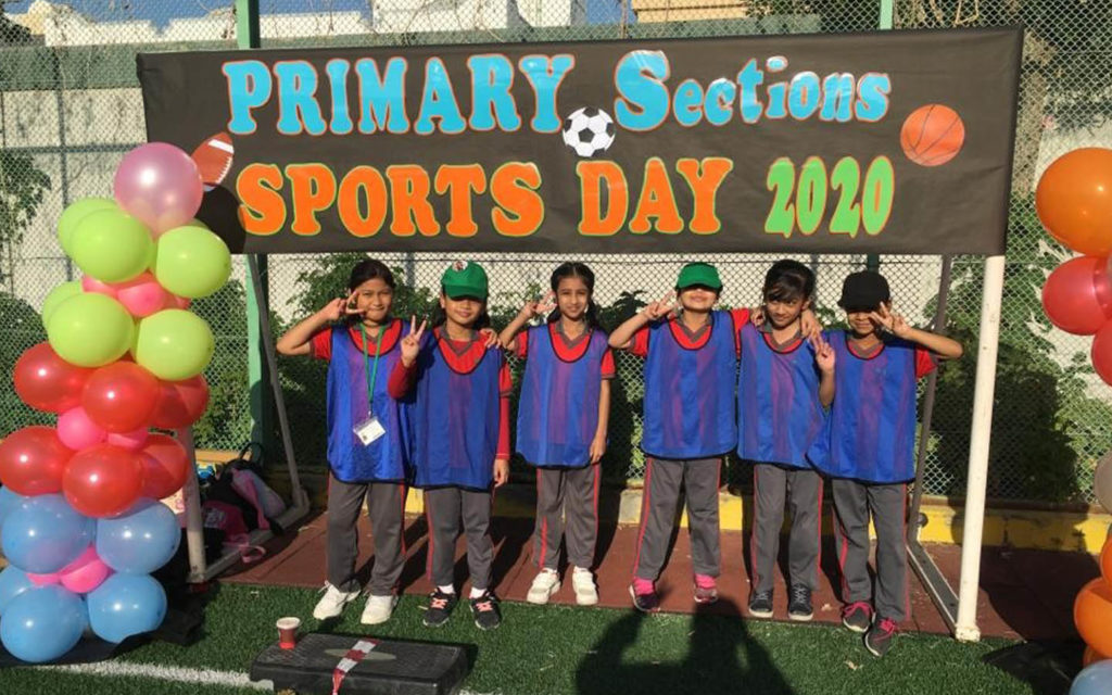 Sports Day at MIS