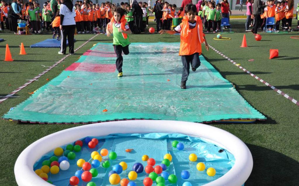 Sports facilities at MIS