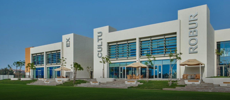 Cranleigh Abu Dhabi School Campus