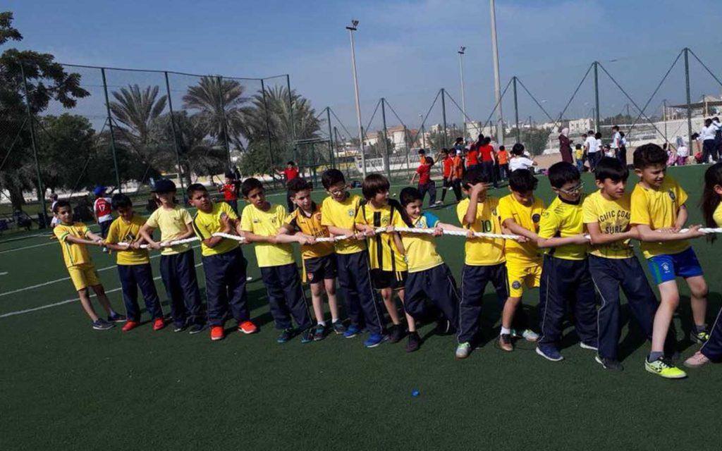 مدرسة الدوحة الشارقة