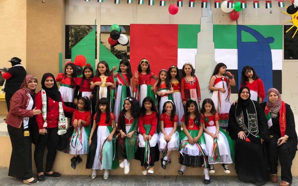 احتفالات مدرسة الدوحة