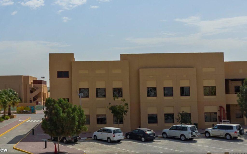 موقع مدرسة جرين فيلد كوميونيتي دبي