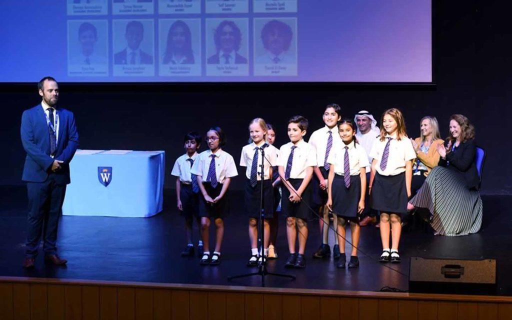 GEMS Wellington International School Dubai scholarships