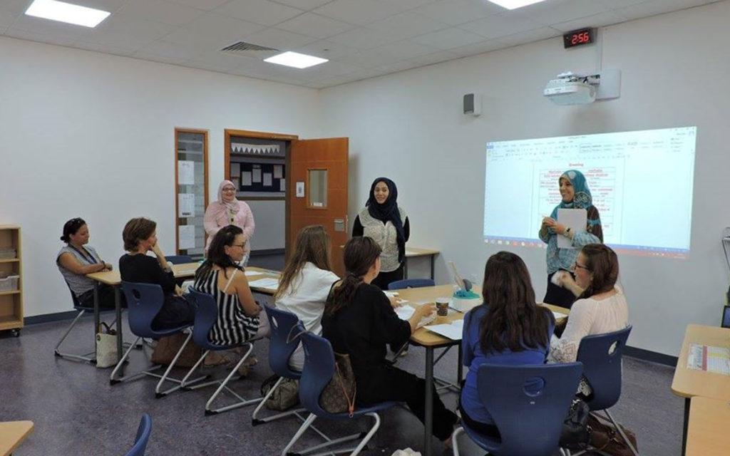 أولياء أمور طلاب مدرسة دبي البريطانية جميرا بارك