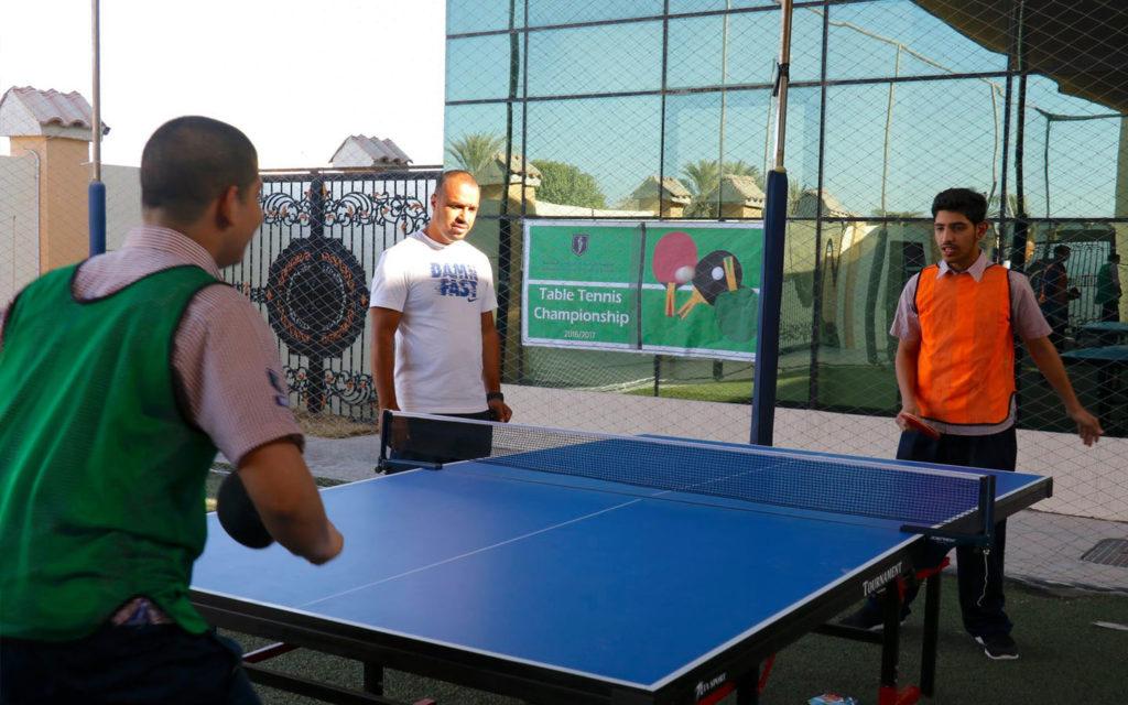 RISS Table Tennis Championship