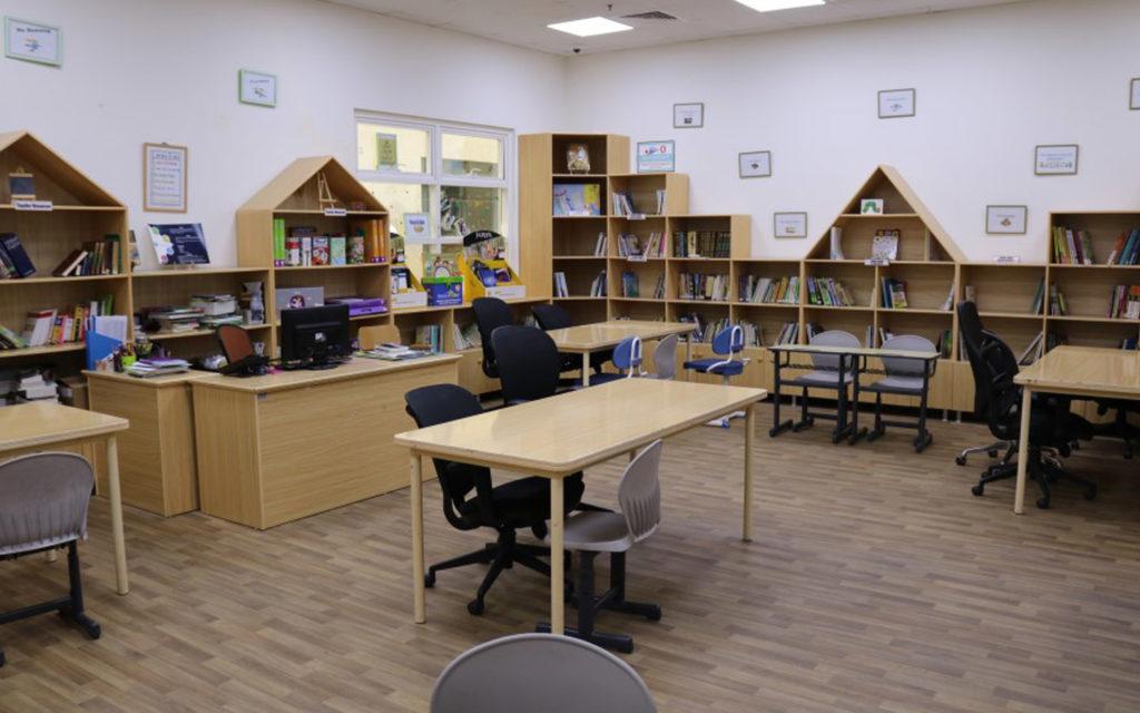 Library at BAKIS