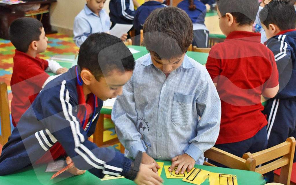 صفوف مدرسة الامارات الخاصة ابوظبي