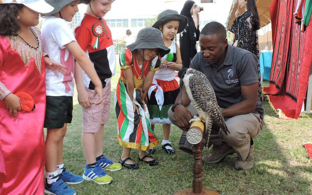 Extracurricular activity at JBS Dubai