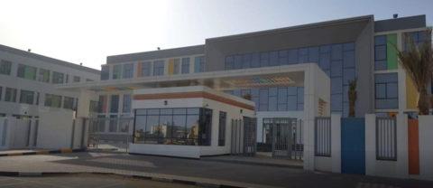 مدرسة الشويفات الدولية، عجمان