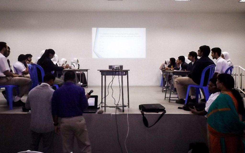 courses taught at Al Ain Juniors School
