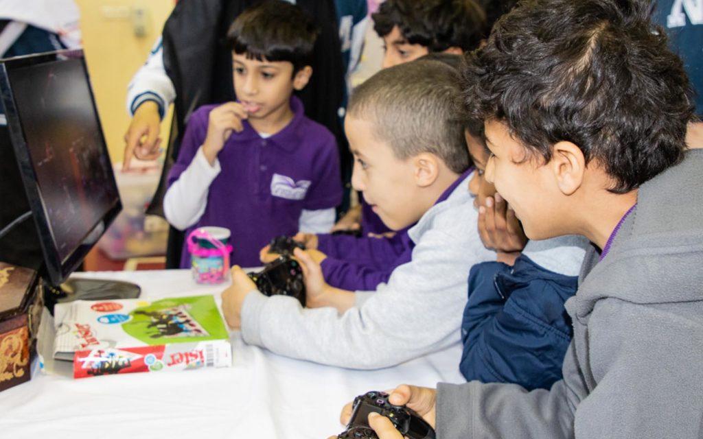 use of resources at Liwa International School