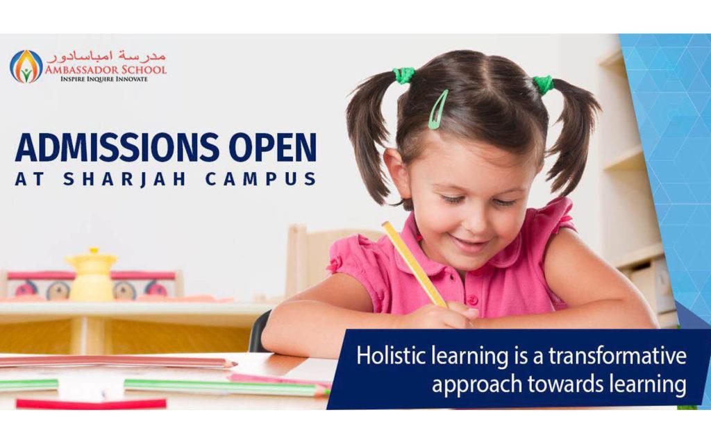 Registration process at Sharjah Ambassador School