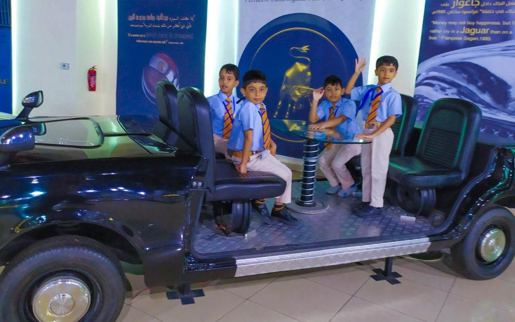 school trips arranged by SAS School Muwaileh