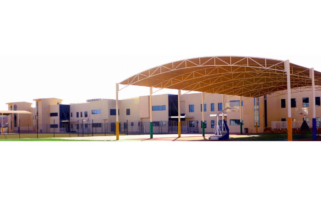 facilities for students SAS School Sharjah